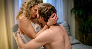 Steffen e Franzi fanno l'amore, Tempesta d'amore © ARD Christof Arnold