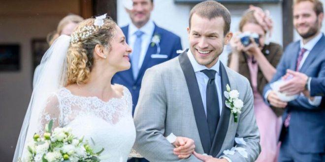 Tim e Franzi si sposano, Tempesta d'amore © ARD Christof Arnold (1)