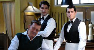 Armando, Marcello e Salvatore / Il paradiso delle signore