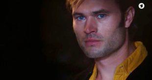 Steffen diventa un antagonista, Tempesta d'amore © ARD Screenshot