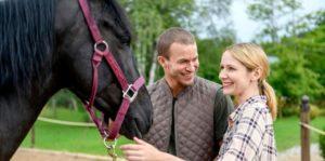 Tim e Amelie con il cavallo Nero, Tempesta d'amore © ARD Christof Arnold