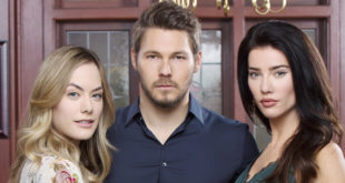 Hope, Liam e Steffy / Beautiful