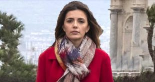MINA SETTEMBRE / fiction Rai 1 con Serena Rossi
