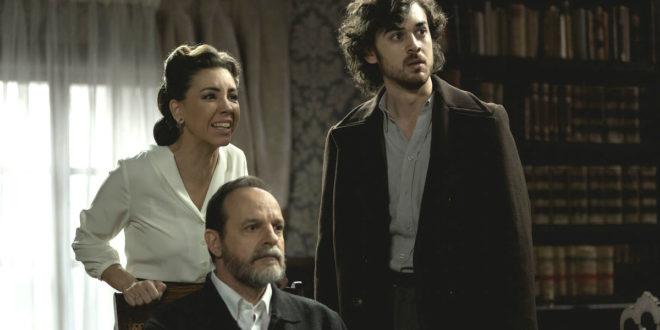 Raimundo, Emilia e Matias / Il segreto