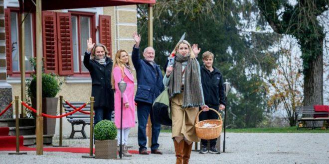 Amelie lascia il Fürstenhof, Tempesta d'amore © ARD Christof Arnold