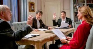 Christoph e Werner votano contro Ariane e Robert, Tempesta d'amore © ARD Christof Arnold