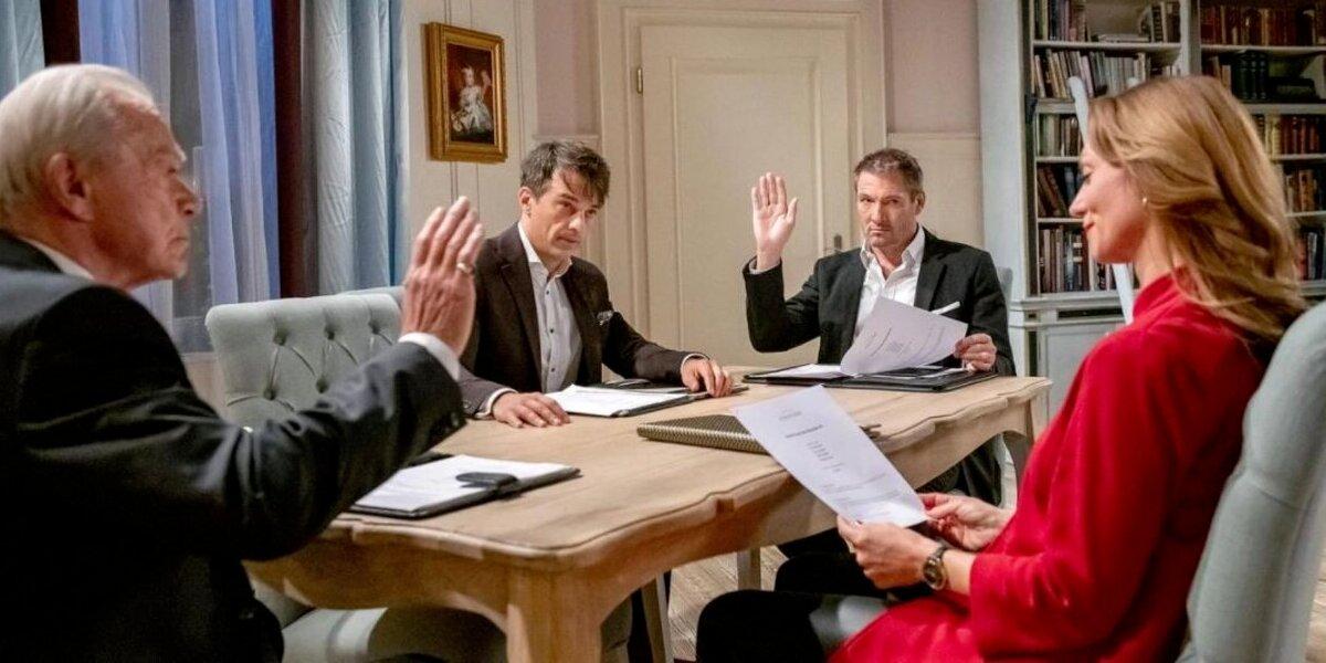 Tempesta d'amore, anticipazioni italiane: Werner e Christoph si alleano contro Robert e Ariane!