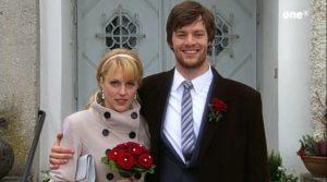 Rosalie e Lukas sposi, Tempesta d'amore © ARD