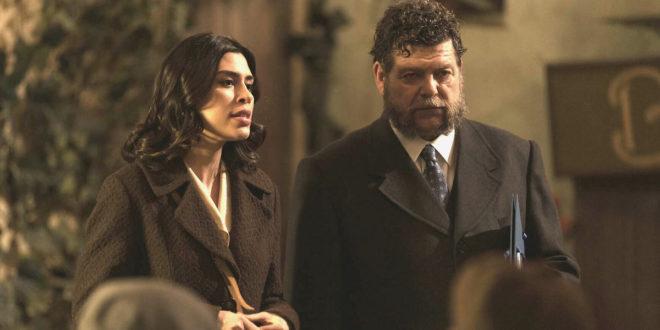 Alicia e Mauricio / Il segreto