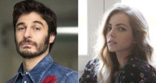 Lino Guanciale e Aurora Ruffino / fiction NOI