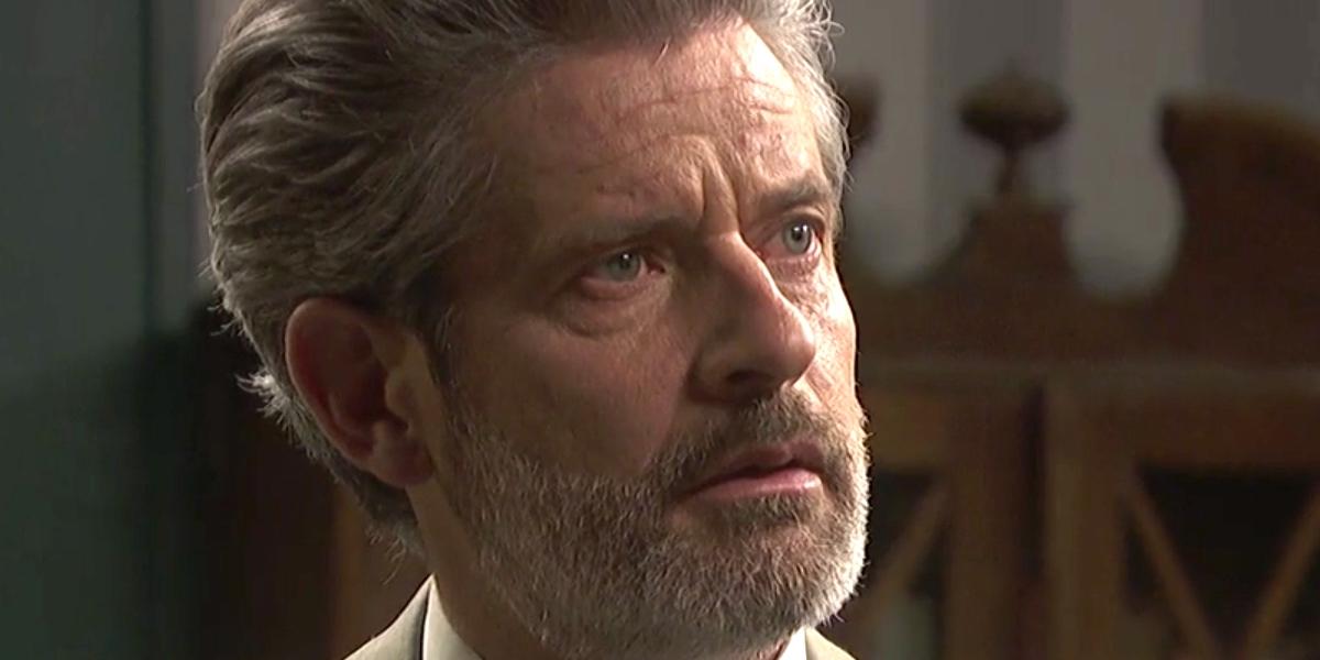 Il Segreto anticipazioni: JEAN PIERRE confessa a TOMAS di essere il vero padre di ADOLFO