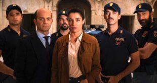 Luisa Ranieri e il cast / Le indagini di Lolita Lobosco