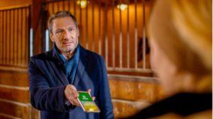 Christoph accusa selina di averlo tradito, Tempesta d'amore © ARD Christof Arnold