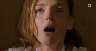 Cornelia rischia di morire, Tempesta d'amore © ARD (Screenshot)