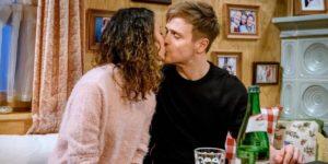 Vanessa e Max si baciano, Tempesta d'amore © ARD Christof Arnold