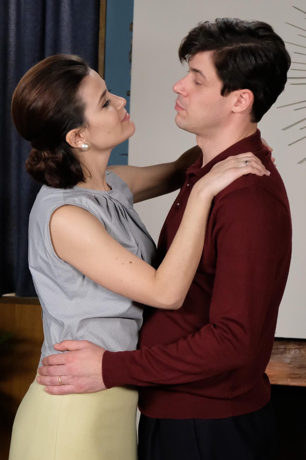 Gabriella e Cosimo / Il paradiso delle signore