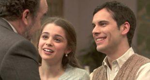 Ignacio, Carolina e Pablo / Il segreto
