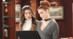 Steffy e Sally / Beautiful
