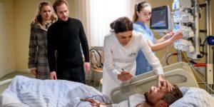 Maja e Florian fanno visita a Erik in ospedale, Tempesta d'amore © ARD/Christof Arnold