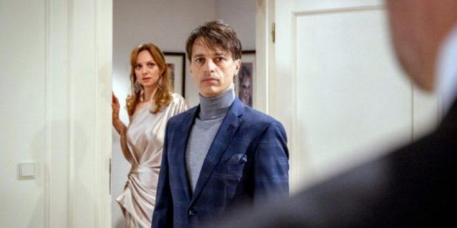 Robert, Ariane e Christoph, Tempesta d'amore © ARD/Christof Arnold