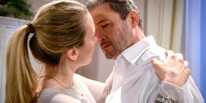 Selina e Christoph innamorati, Tempesta d'amore © ARD Christof Arnold