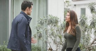 Steffy e Thomas di Beautiful