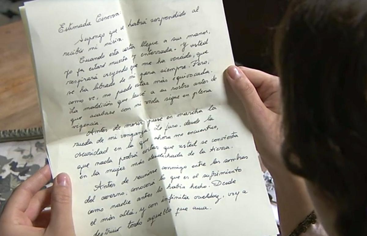 La lettera di Ursula