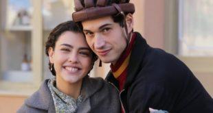 Maria e Rocco de Il paradiso delle signore