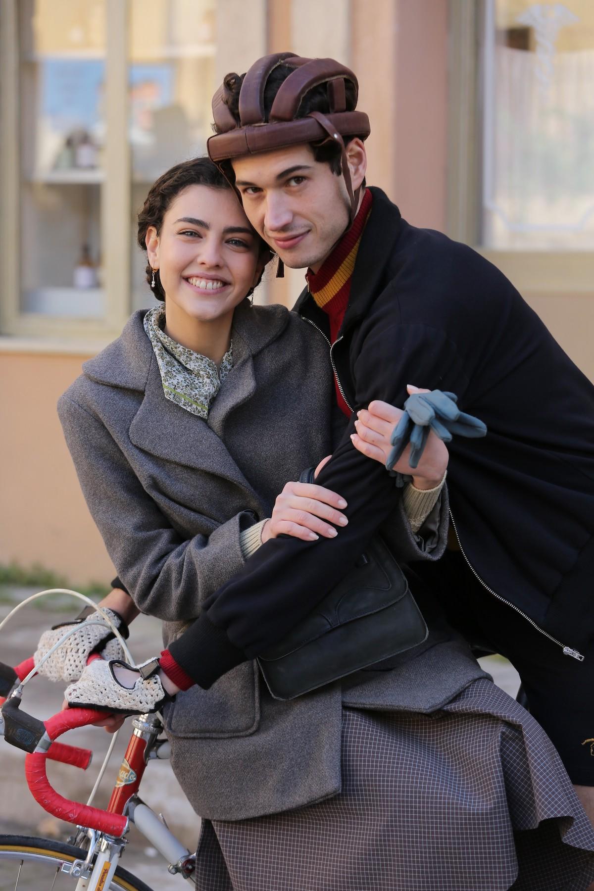 Maria e Rocco / Il paradiso delle signore