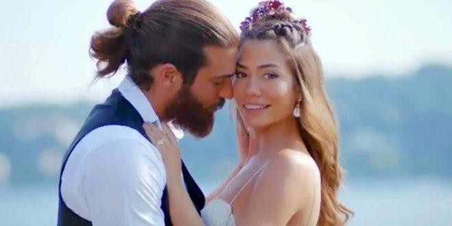 Can e Sanem marito e moglie / Daydreamer