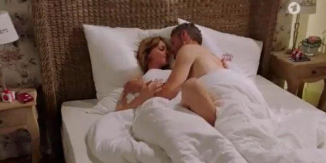 Ariane ed Erik amanti, Tempesta d'amore © ARD Screenshot (1)