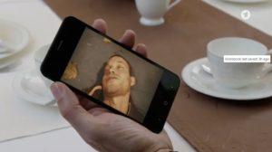 Christoph scopre che Tim sta morendo, Tempesta d'amore © ARD (Screenshot)