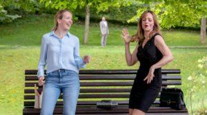 Christoph vede Selina e Ariane ballare, Tempesta d'amore © ARD Christof Arnold
