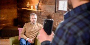 Erik scopre che Florian ha registrato la sua confessione, Tempesta d'amore © ARD Christof Arnold
