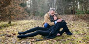 Erik soccorre Ariane, Tempesta d'amore © ARD Christof Arnold