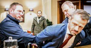 Florian sogna l'arresto di Erik, Tempesta d'amore © ARD Christof Arnold