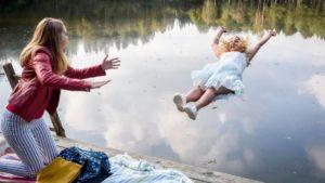 Franzi cade nel lago, Tempesta d'amore © ARD Christof Arnold