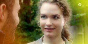 Maja si innamora di Florian, Tempesta d'amore © ARD (Screenshot)