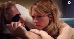 Rosalie delusa da Michael, Tempesta d'amore © ARD (Screenshot) (1)