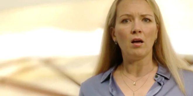 Selina sconvolta, Tempesta d'amore © ARD (Screenshot)