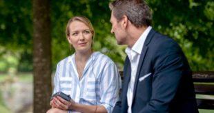 Selina si innamora di Christoph ascoltando la musica, Tempesta d'amore © ARD Christof Arnold (1) (1)