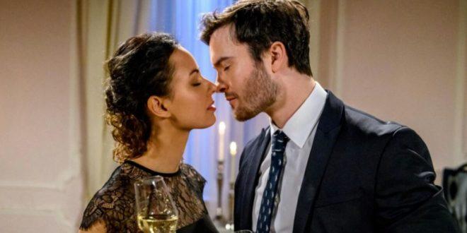 Vanessa e Georg si avvicinano, Tempesta d'amore © ARD Christof Arnold (1)