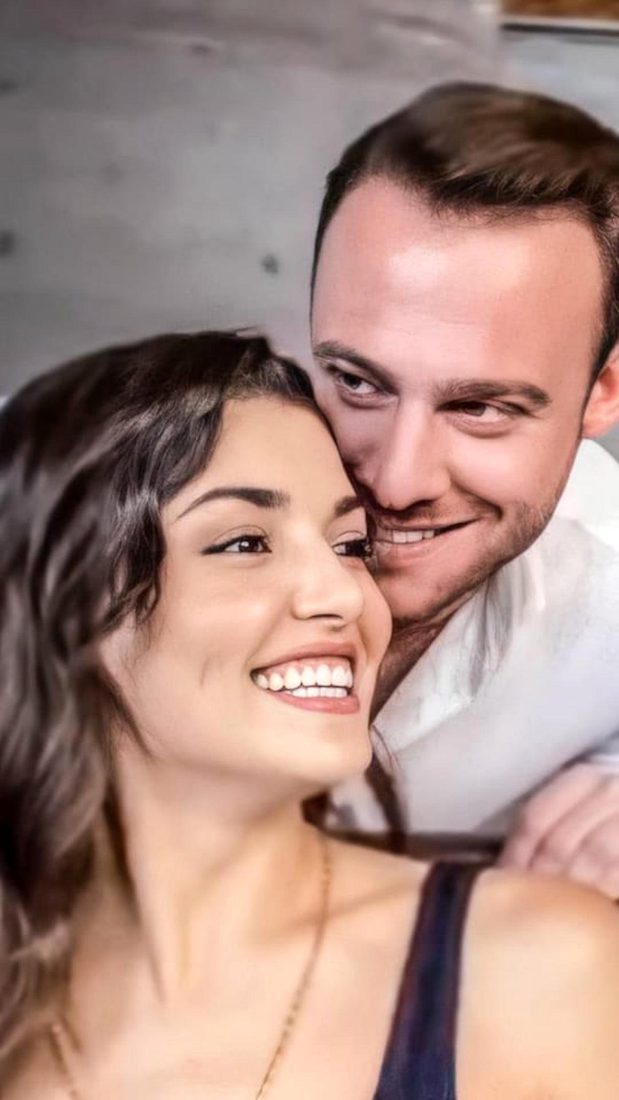 Eda e Serkan - Love is in the air