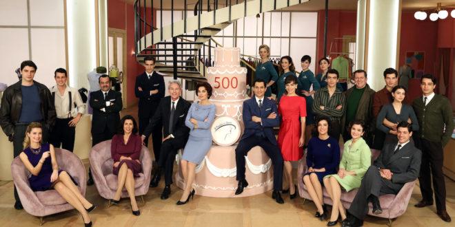 Puntata 500 Il paradiso delle signore