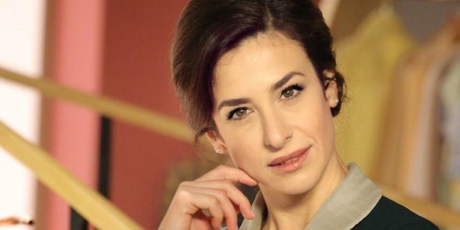 Lara Komar è Gloria Moreau a Il paradiso delle signore