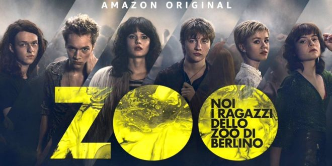 Noi, i ragazzi dello zoo di Berlino / Amazon Prime Video