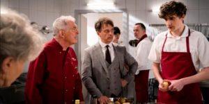 Benni con Andre e Robert in cucina, Tempesta d'amore © ARD Christof Arnold