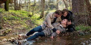 Florian e Hannes soccorrono Maja, Tempesta d'amore © ARD Christof Arnold