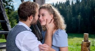 Florian e Maja protagonisti 16 stagione, Tempesta d'amore © ARD Christof Arnold