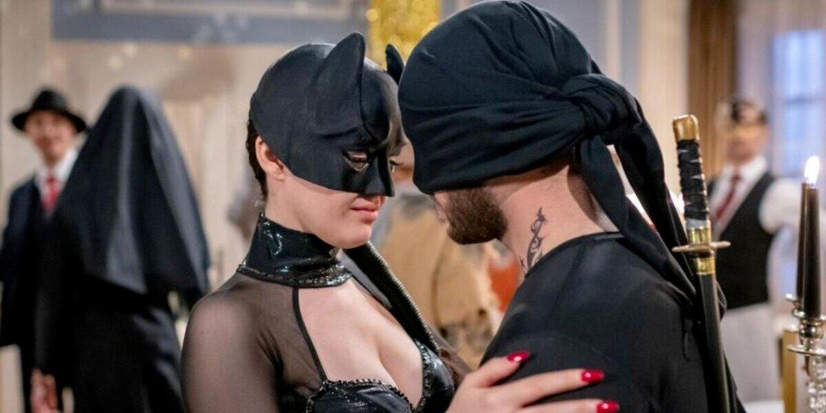 Tempesta d'amore, anticipazioni tedesche: Shirin e Florian, ballo in maschera al Fürstenhof (con bacio proibito)